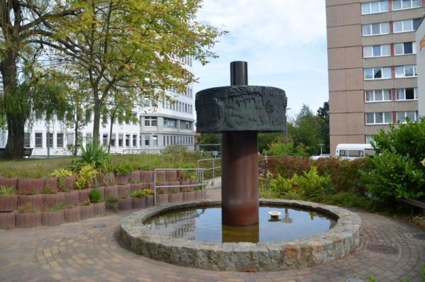 Fontane Brunnen.Fontane Brunnen Peter Radtkes Fotos